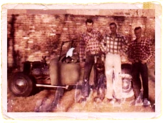 Chester Greenhalgh rat rod truck roots
