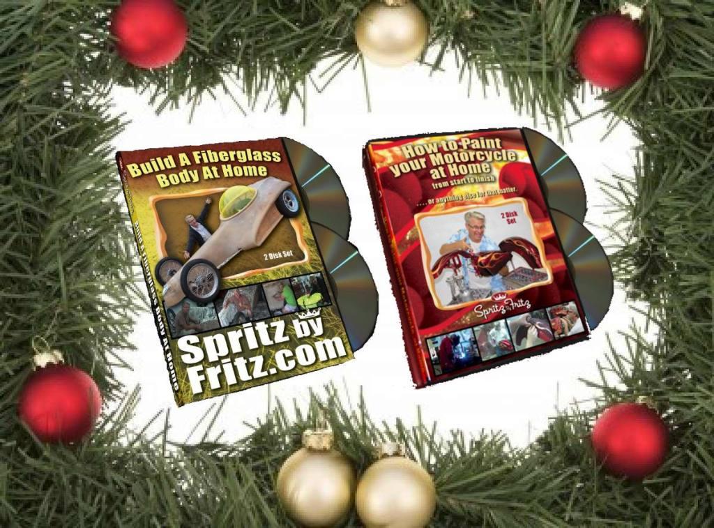 Hot Rod Building DVDs