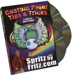 Custom Paint Tips and Tricks DVD
